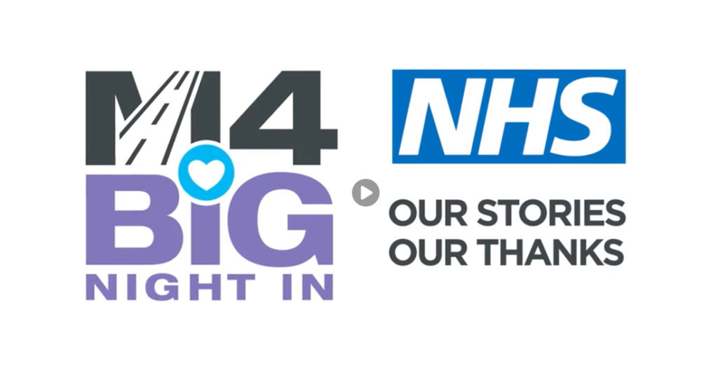 The M4 Project's Big Night In was a huge success raising a whopping £100,000 for NHS COVID-19 Appeal