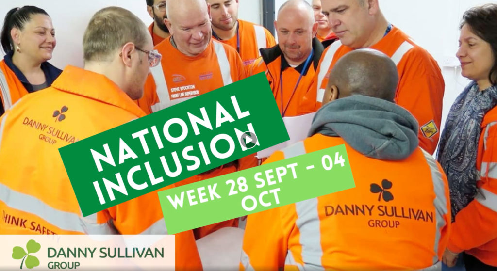This week is #nationalinclusionweek and is designed to celebrate everyday inclusion in all its forms!