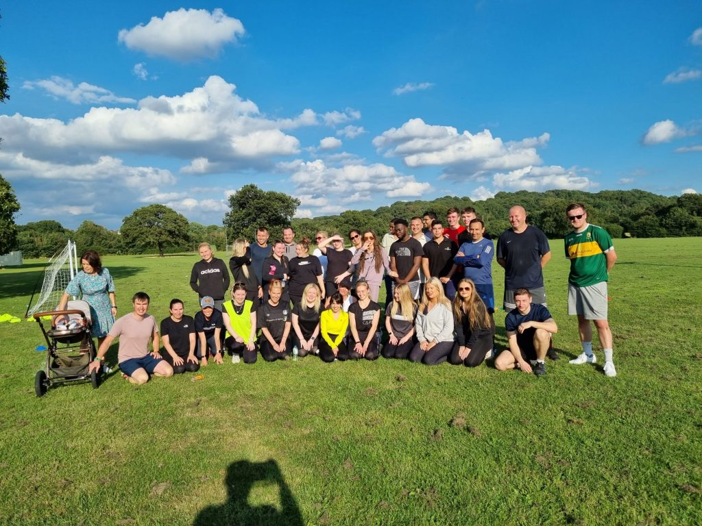 DSG End of summer BBQ/Sports Day & Awards